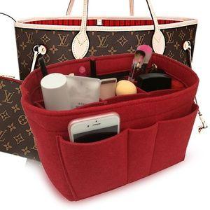 Red Bag Organizer for Neverfull MM